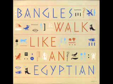 Bangles - Walk Like An Egyptian (hq Audio) video