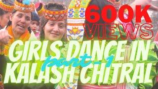Dance in Krakal Kalash Chitral