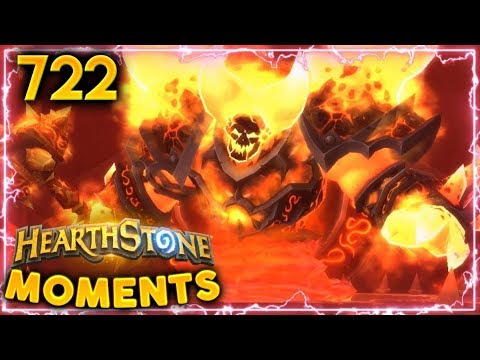 Ragnaros Only Obeys Him...!! | Hearthstone Daily Moments Ep. 722