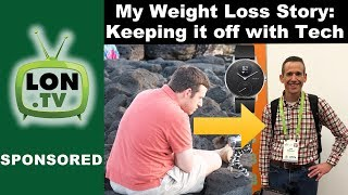 Nokia Steel HR: My Weight Loss Story & How I Keep it Off With Tech! (Sponsored by Nokia)
