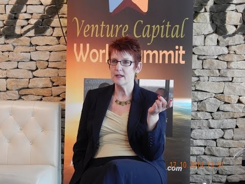 Elaine Godley Venture Capital World Summit Business Investment International Conference Event