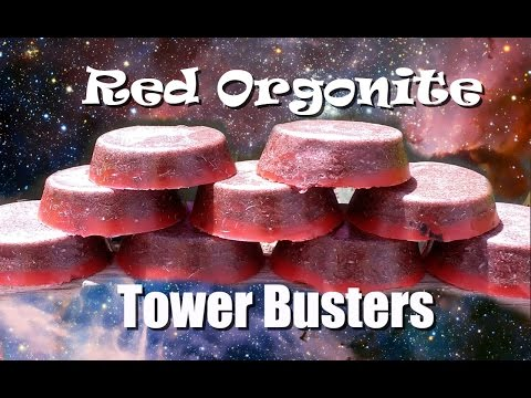 How To Make Orgonite Tower Busters ( With A Slight Twist)