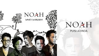 NOAH - Puisi Adinda (Official Audio)