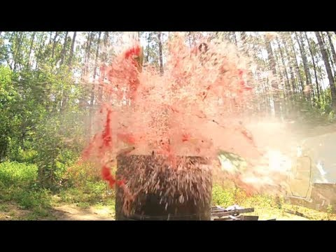 .458 SOCOM Watermelon Obliteration