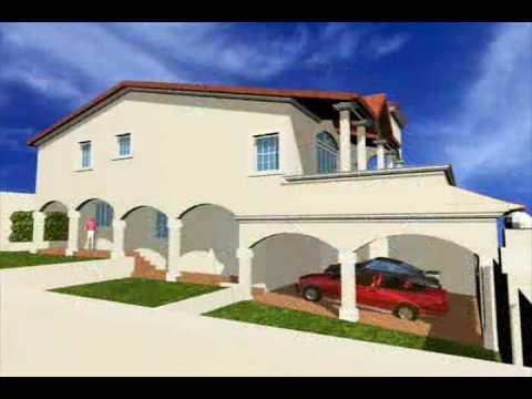 Proyectos en playas de rosarito b c mexico arquimex for Proyectos casas nueva