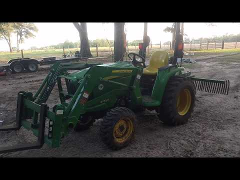 Review #2 of John Deere 3032e 170hrs+