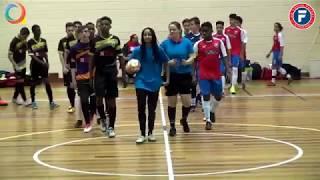 U.S. Youth Futsal International Trip - USYF 2004 Boys x Sobredense U14 - Jan 2nd