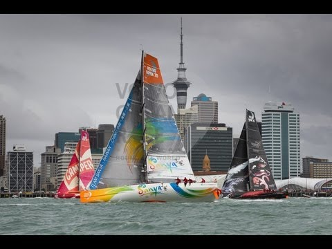 Volvo Ocean Race - Auckland Highlights Show 2011-12
