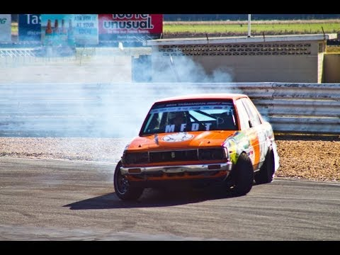 Great weather for filming and drifting, Scotty Chambers showed everyone what he's got pulling great angles that was no match for the other drivers. Subscribe...