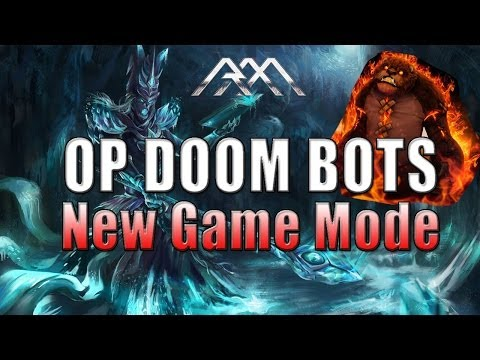 Doom Bots - New Game Mode - League of Legends