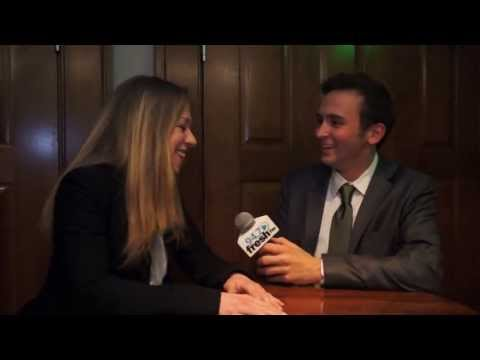 EXCLUSIVE - Chelsea Clinton on the good hearts of Millenials and giving back to the world!