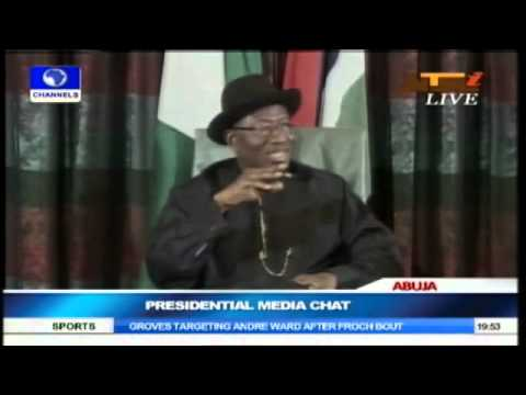 The CBN Act May Be Amended -- Jonathan