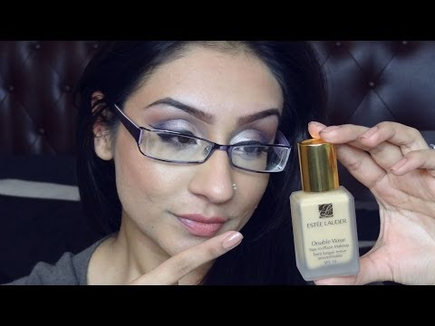 Hot Or Not: Review Estée Lauder Double Wear Foundation spf10    Raji Osahn