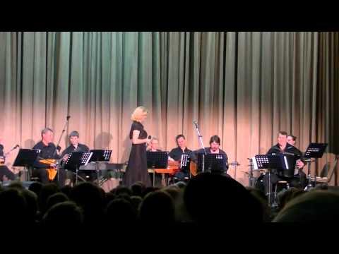 Лариса Макарская - Тучи в голубом и Песня о дружбе