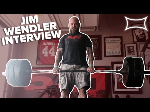 Jim Wendler Creator of 5/3/1 - Arnold Classic 2017
