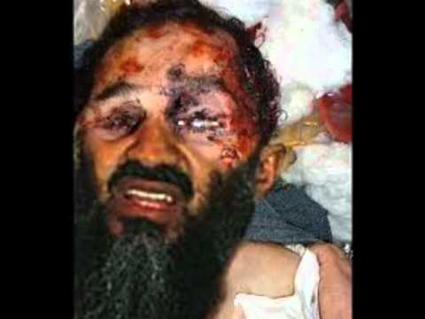 RAW Picture Of Osama Usama Bin Laden Dead
