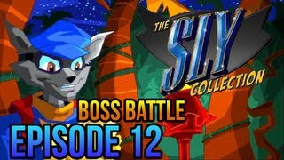 Sly Cooper and the Thievius Raccoonus (HD Collection) - Episode 12