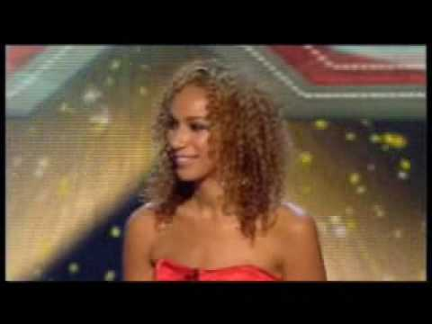 Leona Lewis The 2006 XFactor Week 7 Live Shows 25.11.2006 The Theme (Songs from the movies) Lady Marmalade (Labelle)