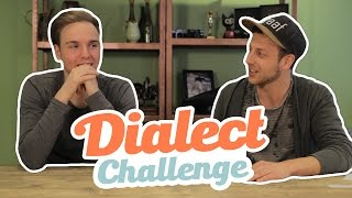 DIALECT CHALLENGE!