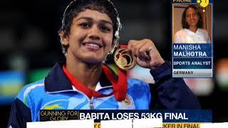 CWG 2018: Rahul Aware wins 57Kg wrestling gold