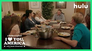 Sarah Has Dinner With a Conservative Mormon Family | I Love You, America on Hulu