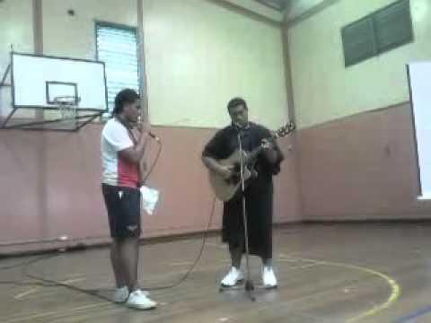 Oj Tusa & Jordan Faiumu - Dunheved Graduation Performance 2010...