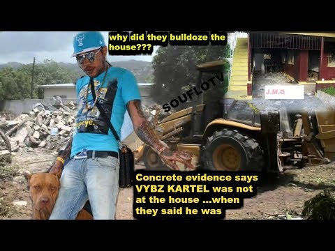 Vybz Kartel was not at the house Concrete evidence shows