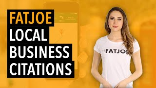 Local Business Citation Service by FATJOE