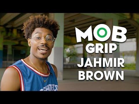 MOB All Day with Jahmir Brown | MOB Grip