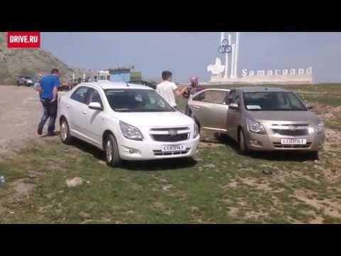 Chevrolet Cobalt 2013 — За кадром