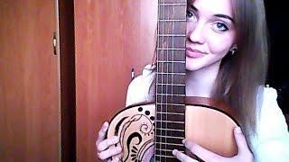 oomph   die geister die ich rief acoustic cover by daria trusova
