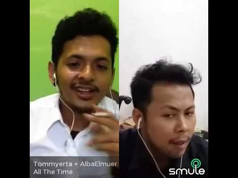 Smule duet maut the sigit all the time