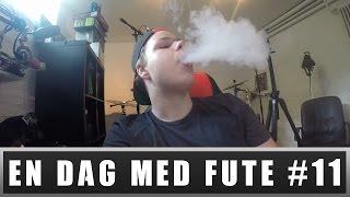 En Dag Med Futte - Dag 11 - E Cigaret!