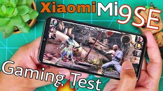 Xiaomi Mi 9 SE Heavy Gaming Test Review (SD 712 | Adreno 616)