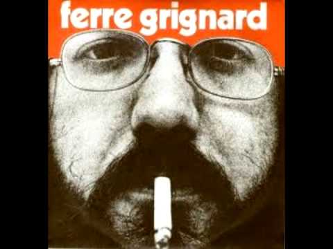 Ferre Grignard - Ring Ring I've Got To Sing / We Want War