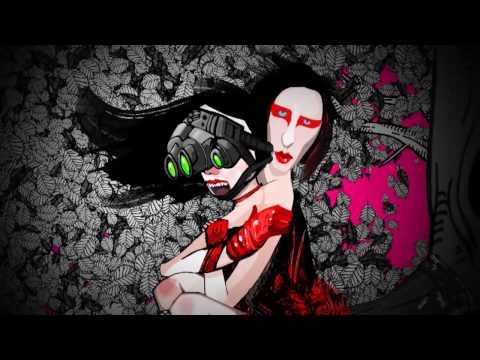 Marilyn Manson arma God Damn Mother Fucking Geddon Pms video