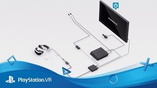 02. PlayStation VR: From Set-Up to Play | Part 2 - Getting Connected