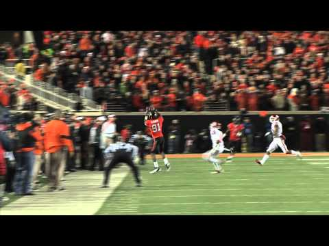#3 Oklahoma State vs. #10 Oklahoma - 2011 Bedlam Cinematic Highlights