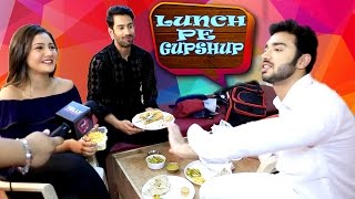 """Lunch Pe Gupshup"" #Seg02 With Swabhimaan's Chauhan Siblings 
