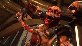 Doom - Official Gameplay Trailer - E3 2015