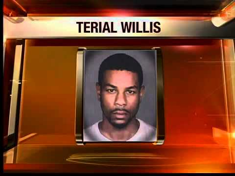 Terial Willis wanted for murder.
