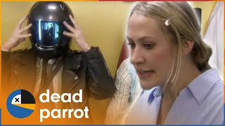 Lodgers | Green Wing | Series 1 Episode 3 | Dead Parrot