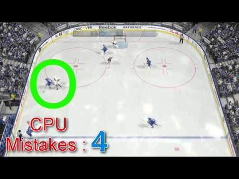 NHL 15: Bad AI on the PK
