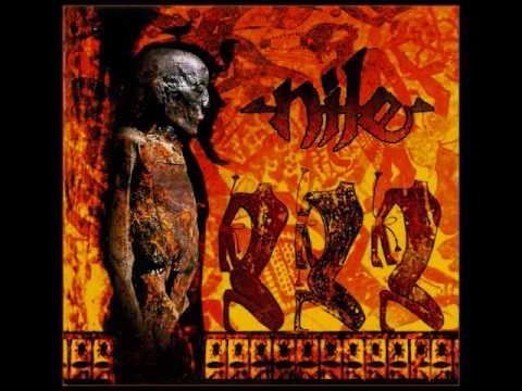 Nile - Stones Of Sorrow