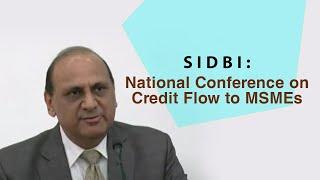 SIDBI   National Conference on Credit