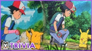 EVERY Difference Between Pokemon The Movie: I Choose You & The Main Series | Pokemon Anime Trivia