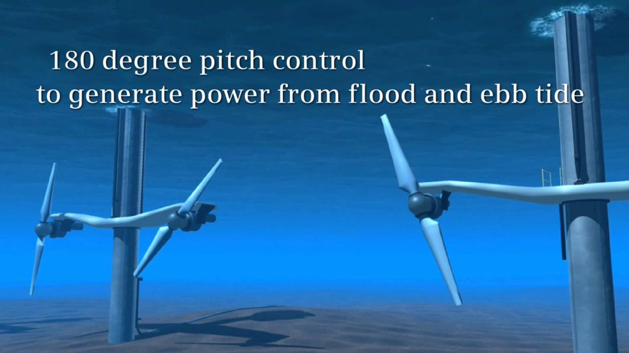 Advantages Of Electricity >> Turn the tides into energy - YouTube