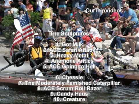 Kinetic Sculpture Race 2010 - American Visionary Art Museum, Baltimore, MD, US - Part 1