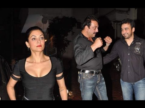 Bollywood Bigwigs at Raj Kundra Birthday BASH