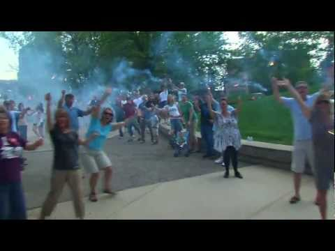 The Grand Rapids LipDub (NEW WORLD RECORD)